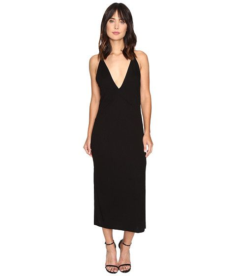 b4907ada8f0a6 LANSTON Slit Cami Midi Dress. #lanston #cloth #dresses | Lanston ...
