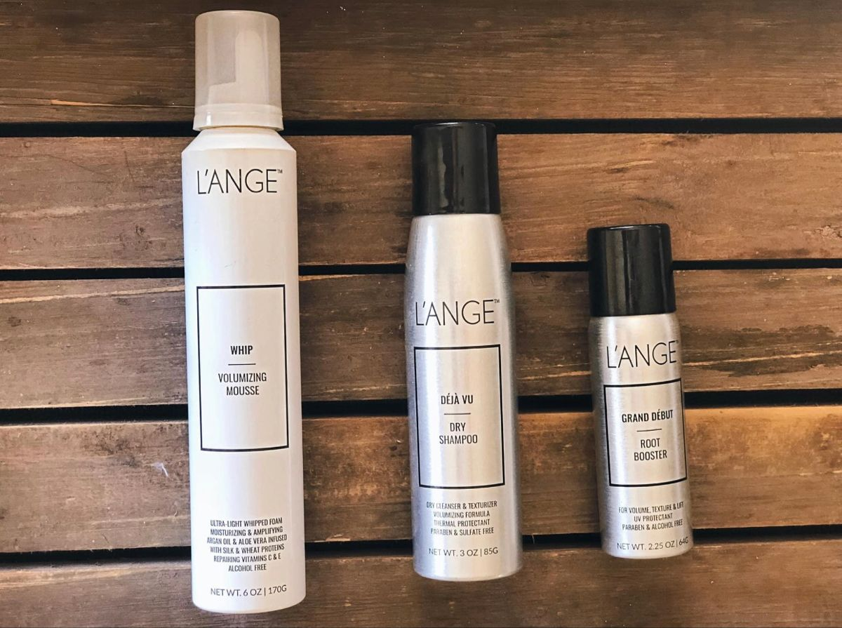 Pin By Jessica Spangler Lange Affil On L Ange Hair Care Products Tools Hot Tools Hair Care Ange