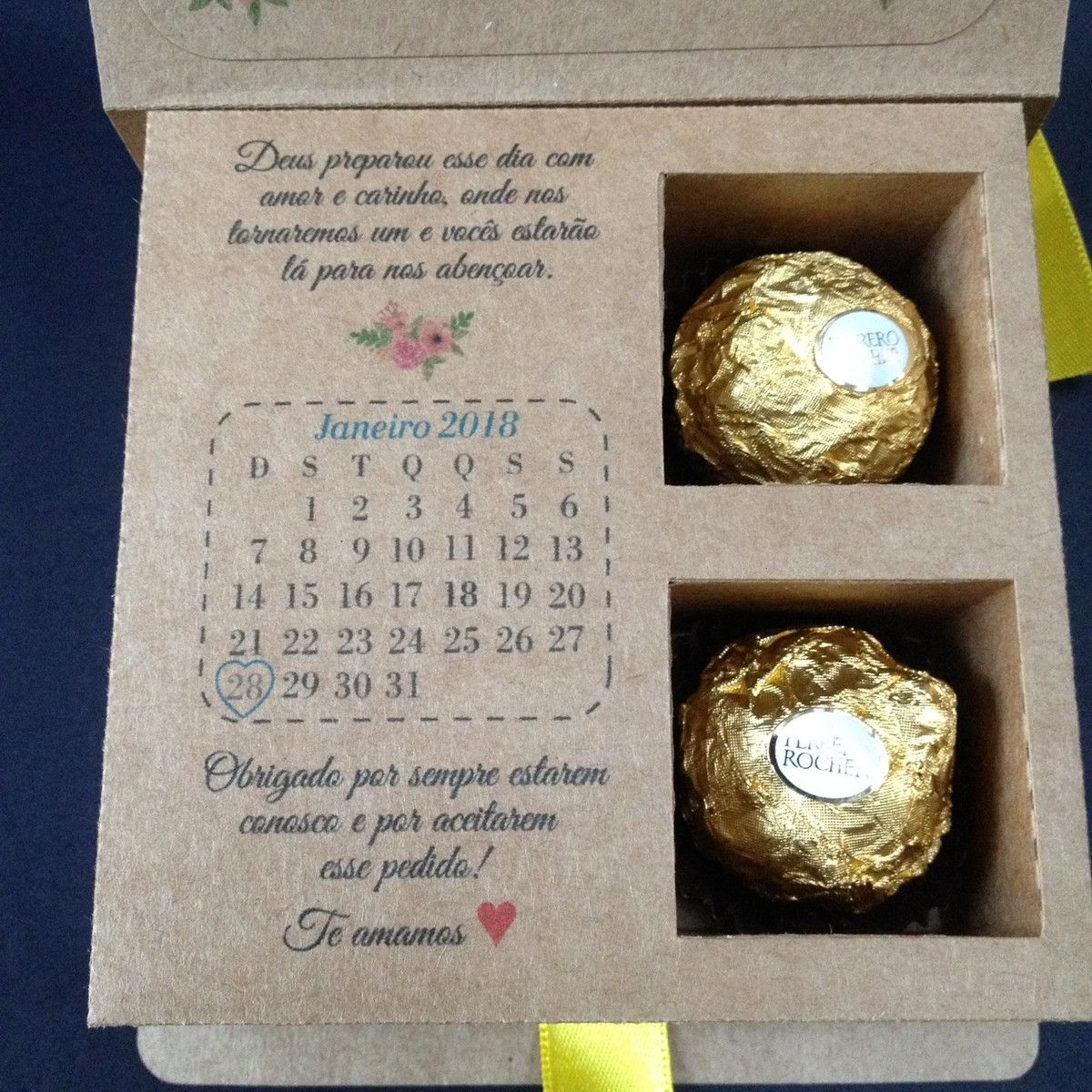 Top Convite Padrinhos (Caixa bombom) | Padrinho de casamento, Caixas  PZ87