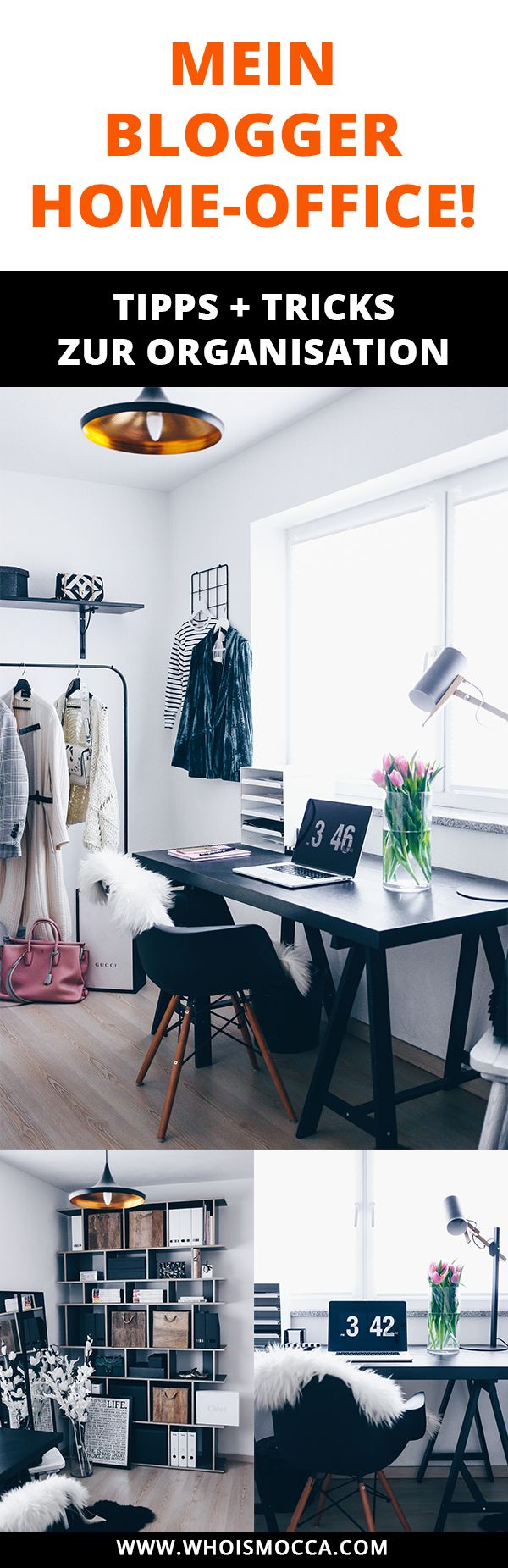 Mein Blogger Home Office: Stylisch, aber funktional | Decoration and ...