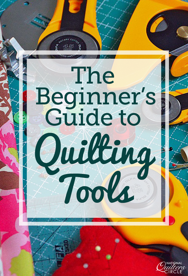 Beginner's Guide to Quilting: Essential Tools & Supplies ... : tools needed for quilting - Adamdwight.com