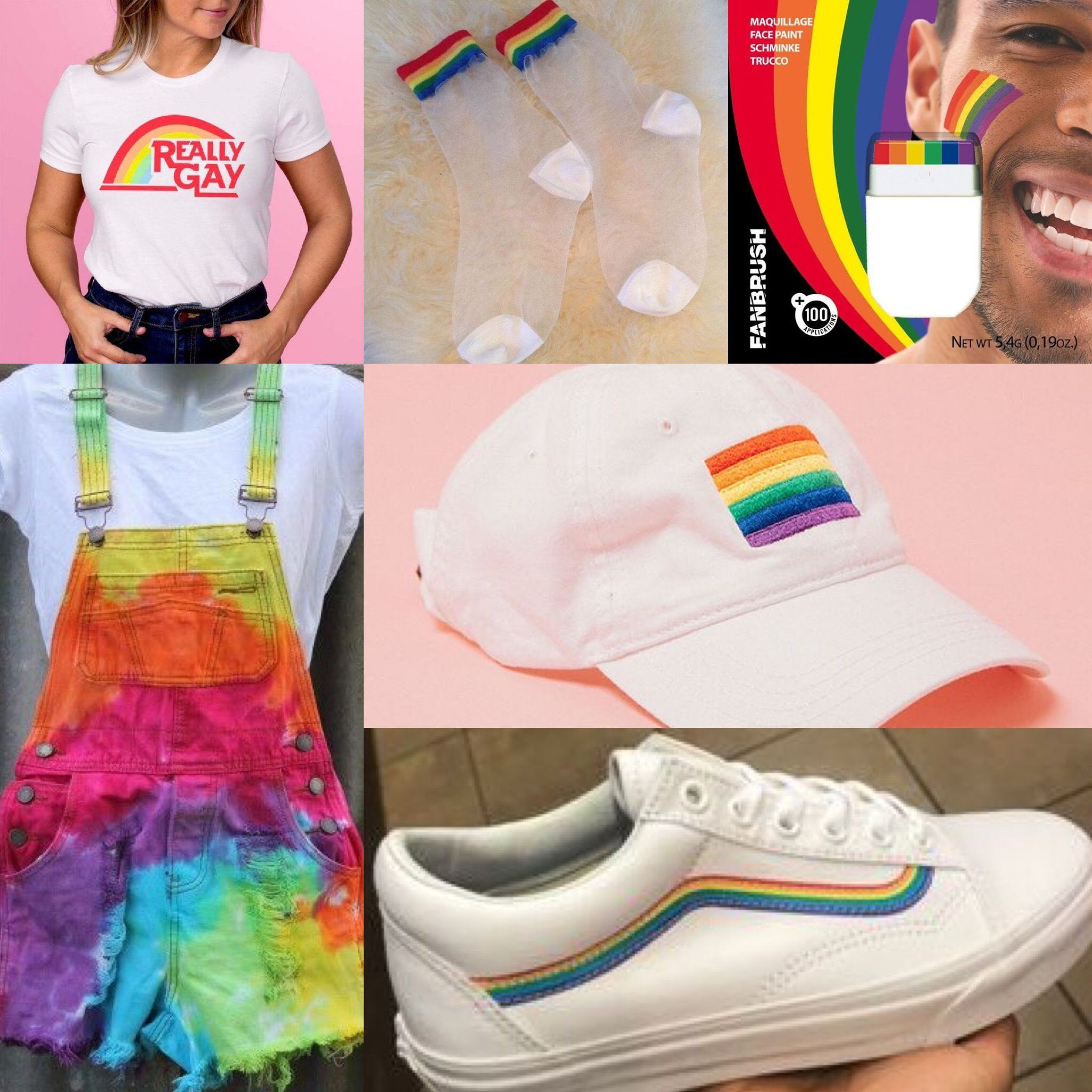 My Pride Parade outfit ????