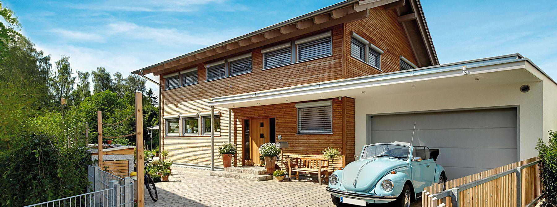 Fenster und Garagentor hellgrau | house.grundriss.außen. | Pinterest ...