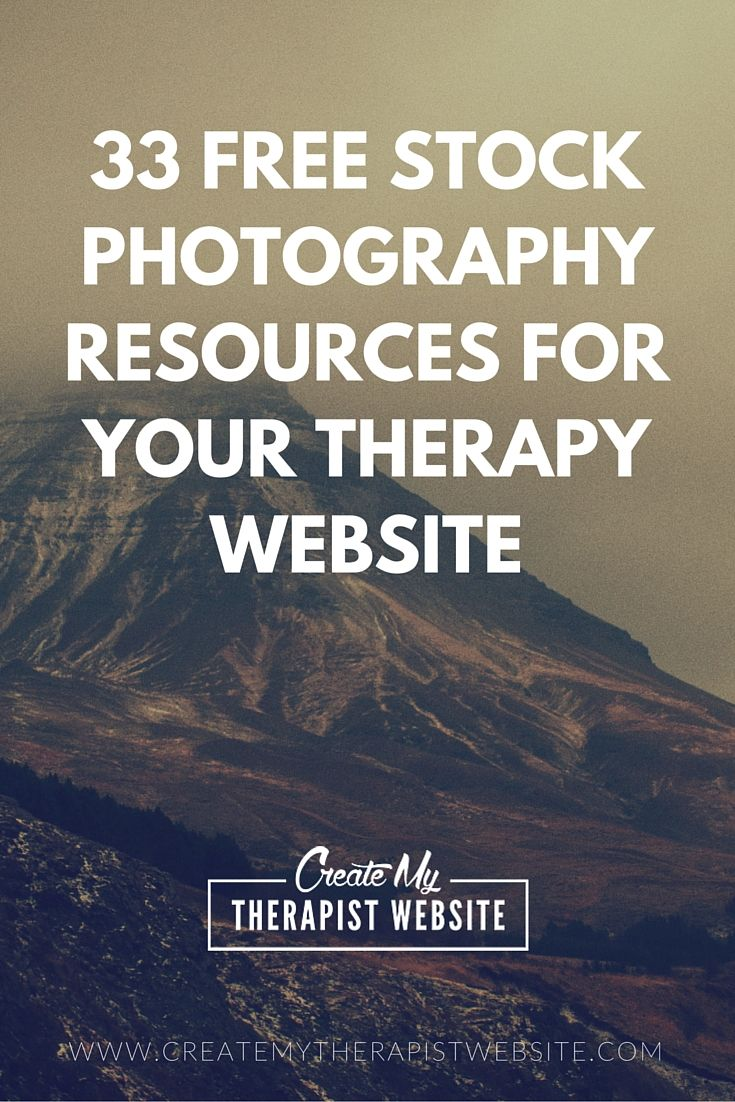 34 Free Stock Photography Resources For Your Therapy Website Therapy Website Stock Photography Free Photography Resources