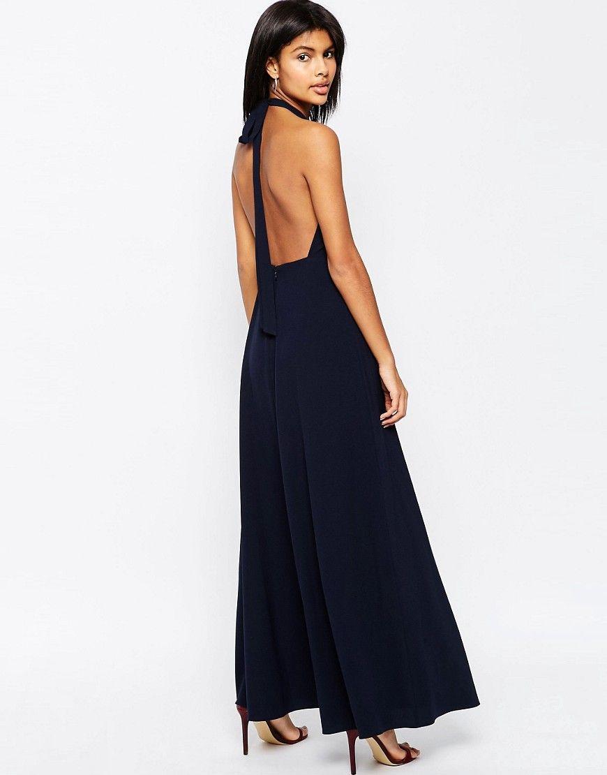 66eadc1bf07 ASOS+Open+Back+Maxi+Dress | Brit wedding | Open back maxi dress ...