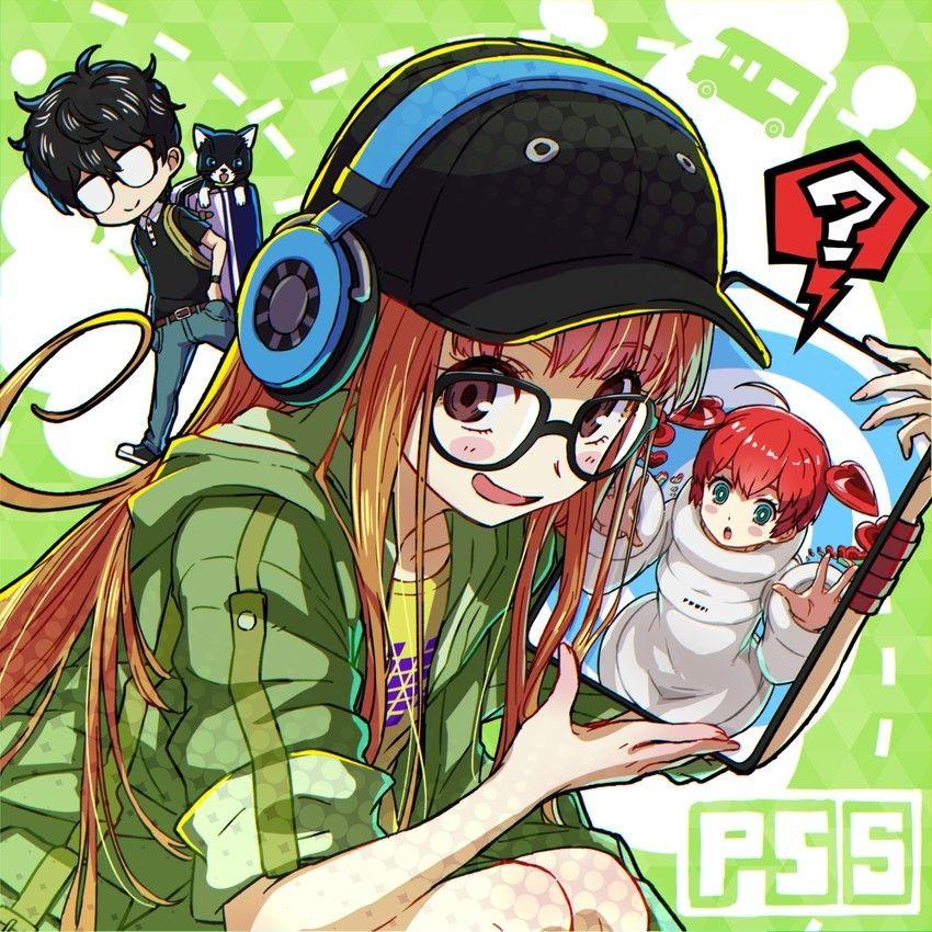 Kira Kira Posts Tagged P5s In 2020 Persona 5 Anime Persona 5 Joker Persona 5