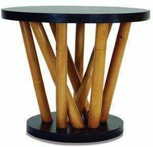 Bamboo Table Possibility Bambu Kreatif Kayu