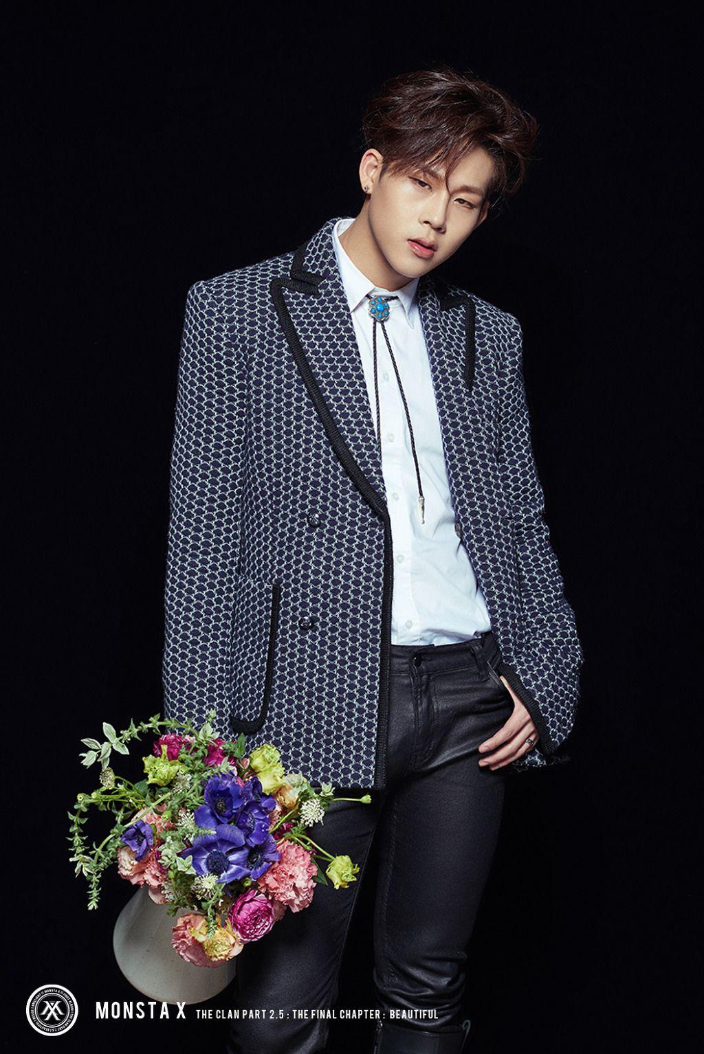 Monsta x The clan 2.5: Beautiful Jooheon
