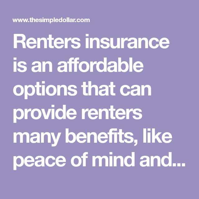 The Best Renters Insurance Of 2020 Renters Insurance Best