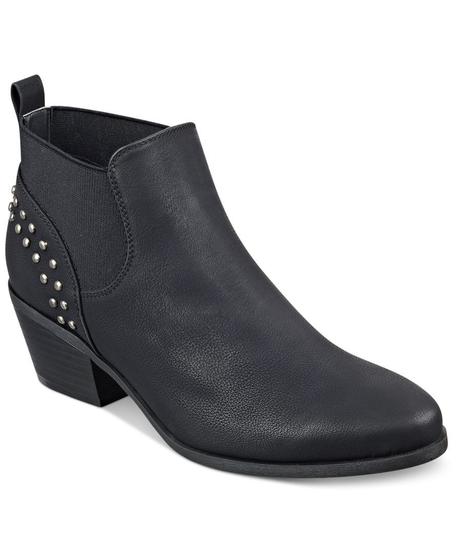 indigo rd. Kenny Studded Ankle Booties
