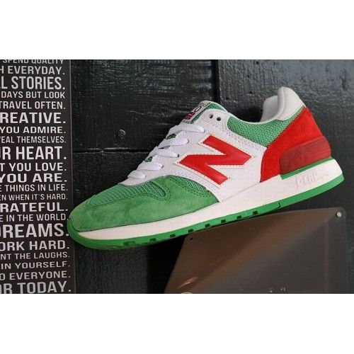 premium selection 9119c ad96b 2014 New Balance 670 Green White Red Womens Online £54.89 ...