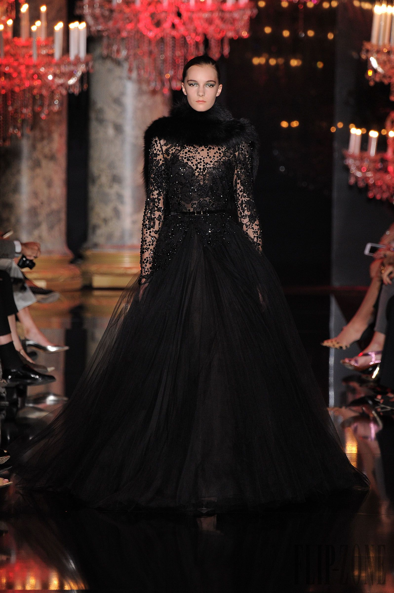 Elie Saab Herbst/Winter 2014-2015 - Couture | Abendmode