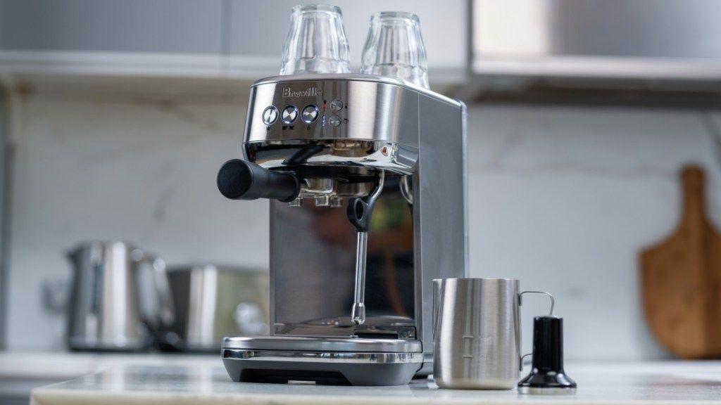 ماكينة بريفيل بامبينو بلس آلة اسبريسو Breville Bambino Plus سعر ومواصفات Coffee Maker Breville Espresso Espresso Machine