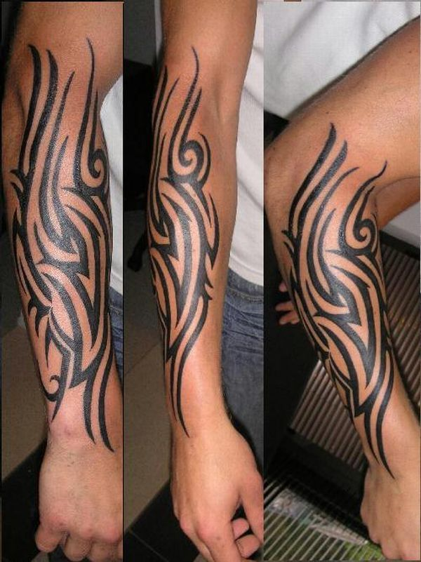 5b7b84f45a485 Why tribal tattoo designs are so popular -Drawing tattoos on your body is  not a
