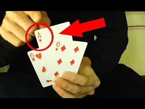 Interesting Videos 6 Fantastic Magic Tricks To Fool Your Friends Magic Card Tricks Easy Magic Tricks Card Tricks