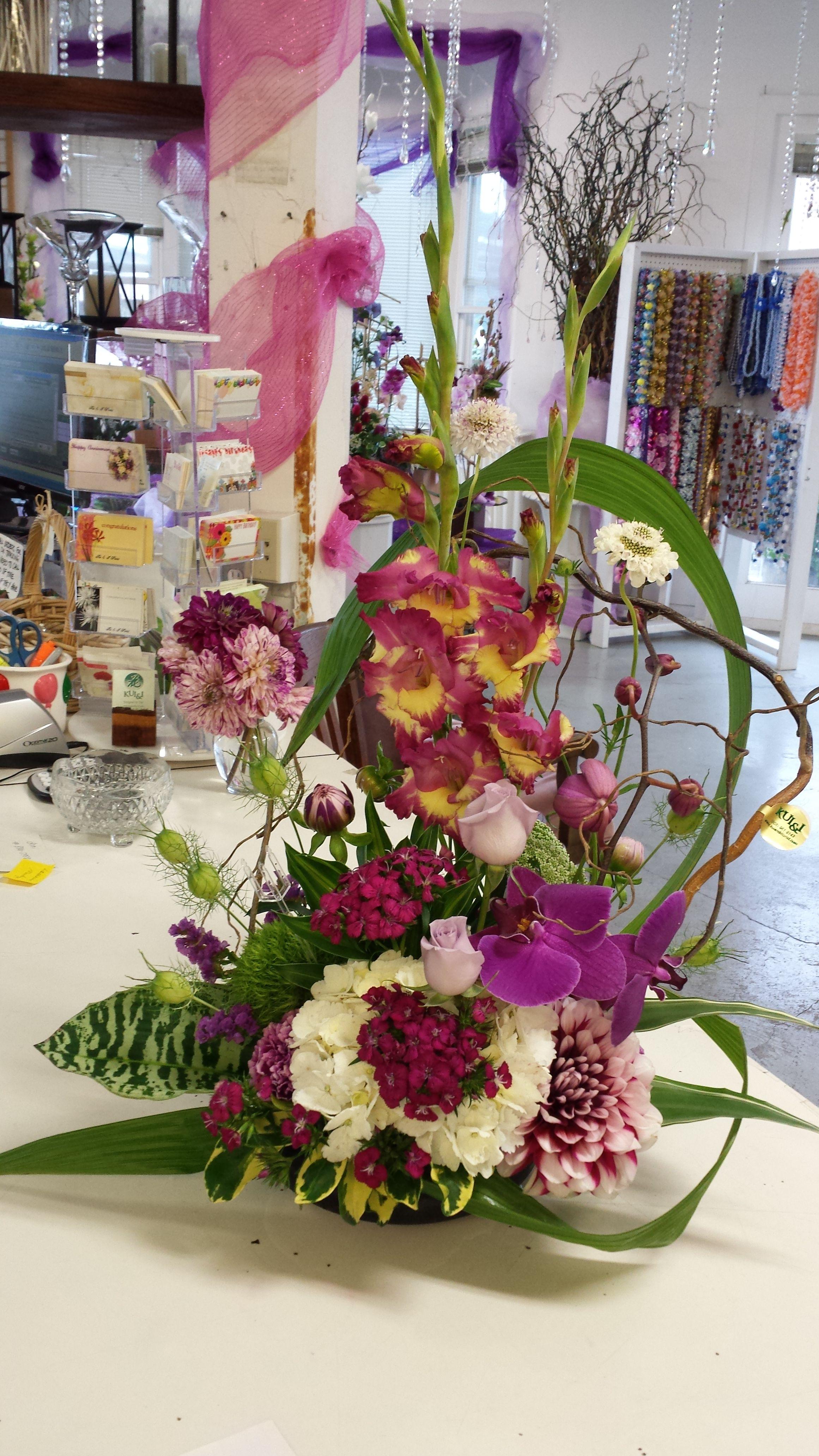 home decor silk floral arrangement floral decor tropical.htm kui   i florist hilo  hi  with images  floral arrangements  floral arrangements