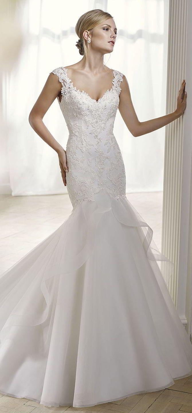 Stunning wedding dresses  Divina Sposa  Wedding Dresses  Wedding dress Tulle lace and