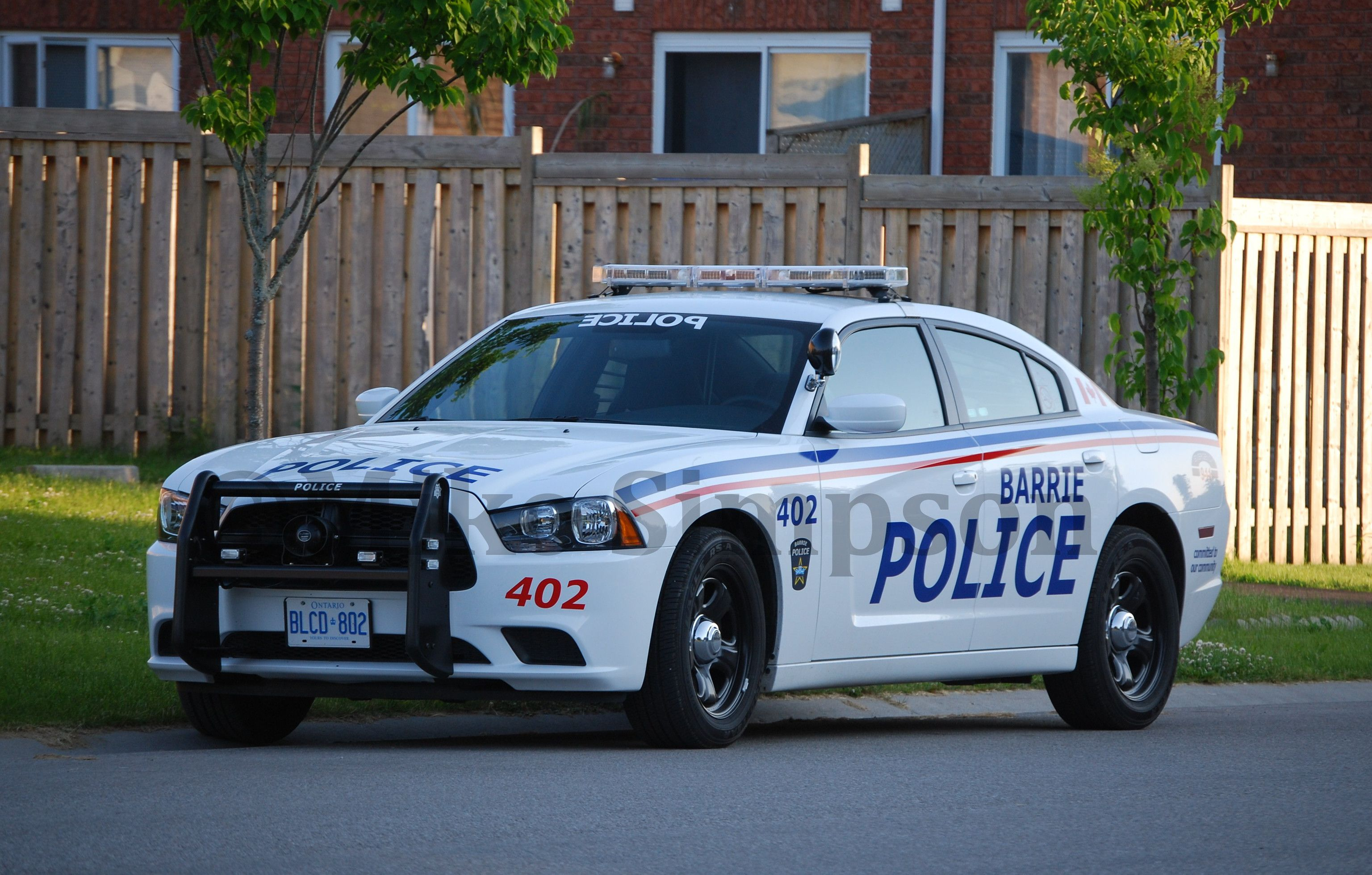Barrie Police 402 In 2021 Police Cars Police Emergency Vehicles