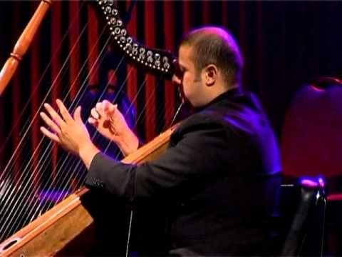 EDUARDO BETANCOURT (ARPISTA VENEZOLANO). Primer Festival Mundial del Arp...