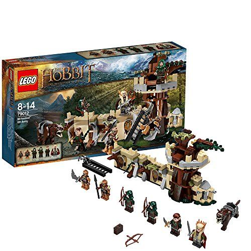 Lego The Hobbit An Unexpected Journey 79012 Mirkwood Elf Army