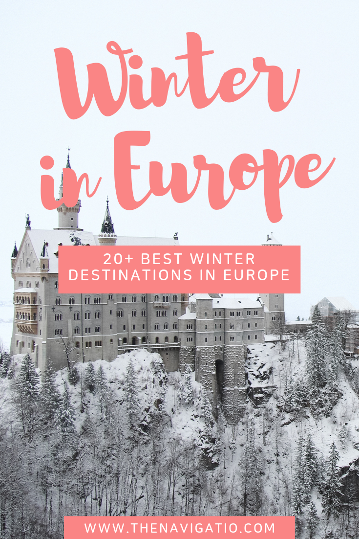 Photo of Best Winter Destinations in Europe (according to Travel Bloggers)
