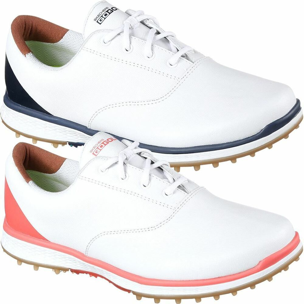 Ad Ebay Skechers Go Golf Elite 2 Womens Spikeless Leather Shoes