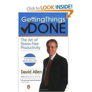 Reading this right now on my kindle.  Jay read it and swears by this style of task organization.
