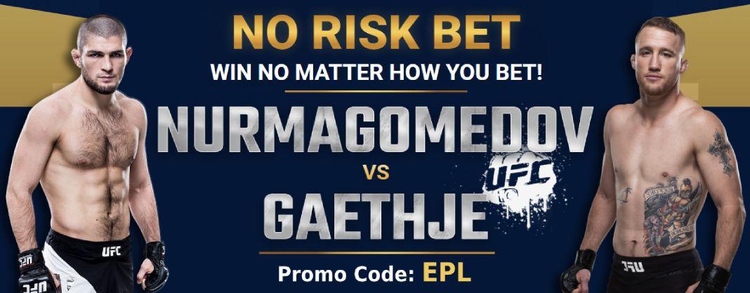 Ufc No Risk Bet Promo Codes Coding Ufc