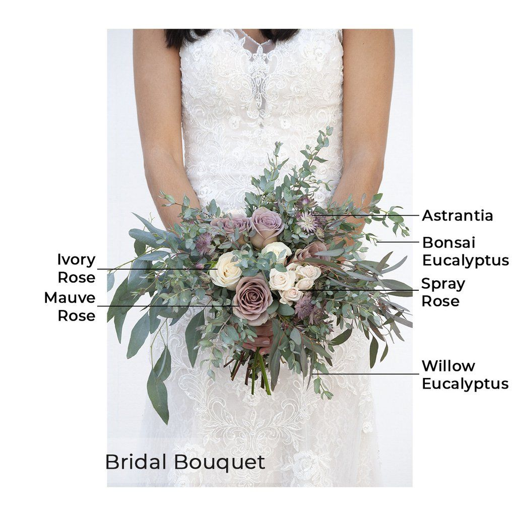 Crazy In Love Collection in 2020 Wedding flower guide