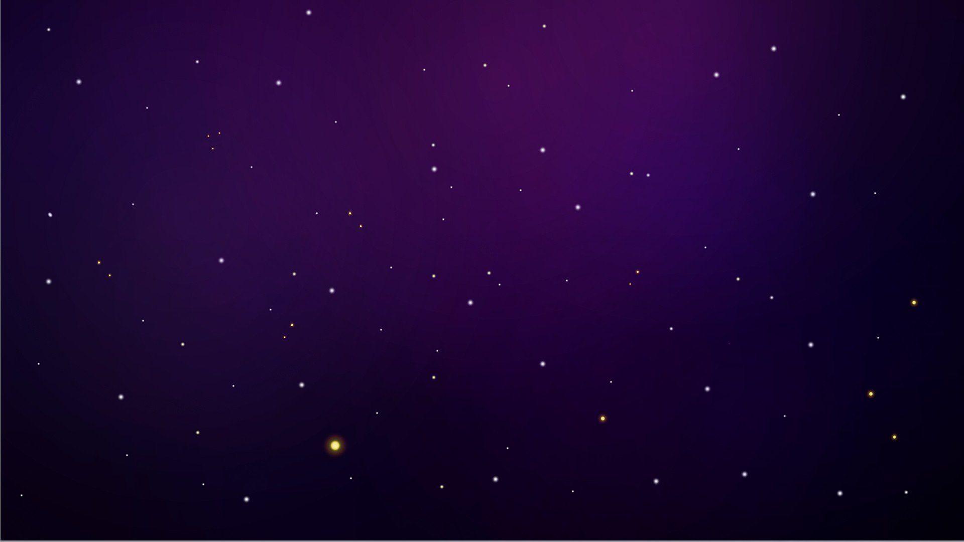 Purple Space Clouds HD desktop wallpaper Widescreen High