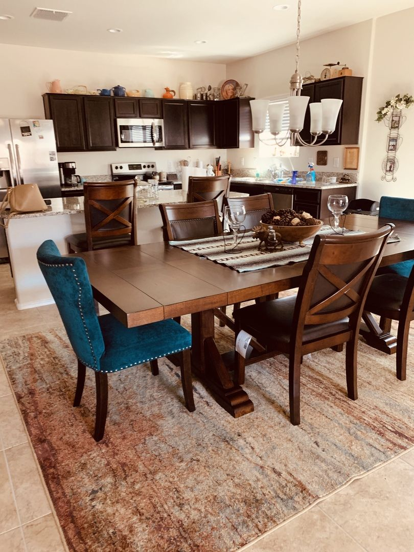 19+ Standard furniture fairhaven 5 piece dining set in rustic grey Best