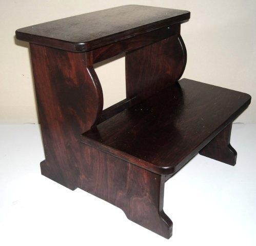 My Step Stool - Extra Large Wooden Step Stool - more finishes (/  sc 1 st  Pinterest & My Step Stool - Extra Large Wooden Step Stool - more finishes ... islam-shia.org