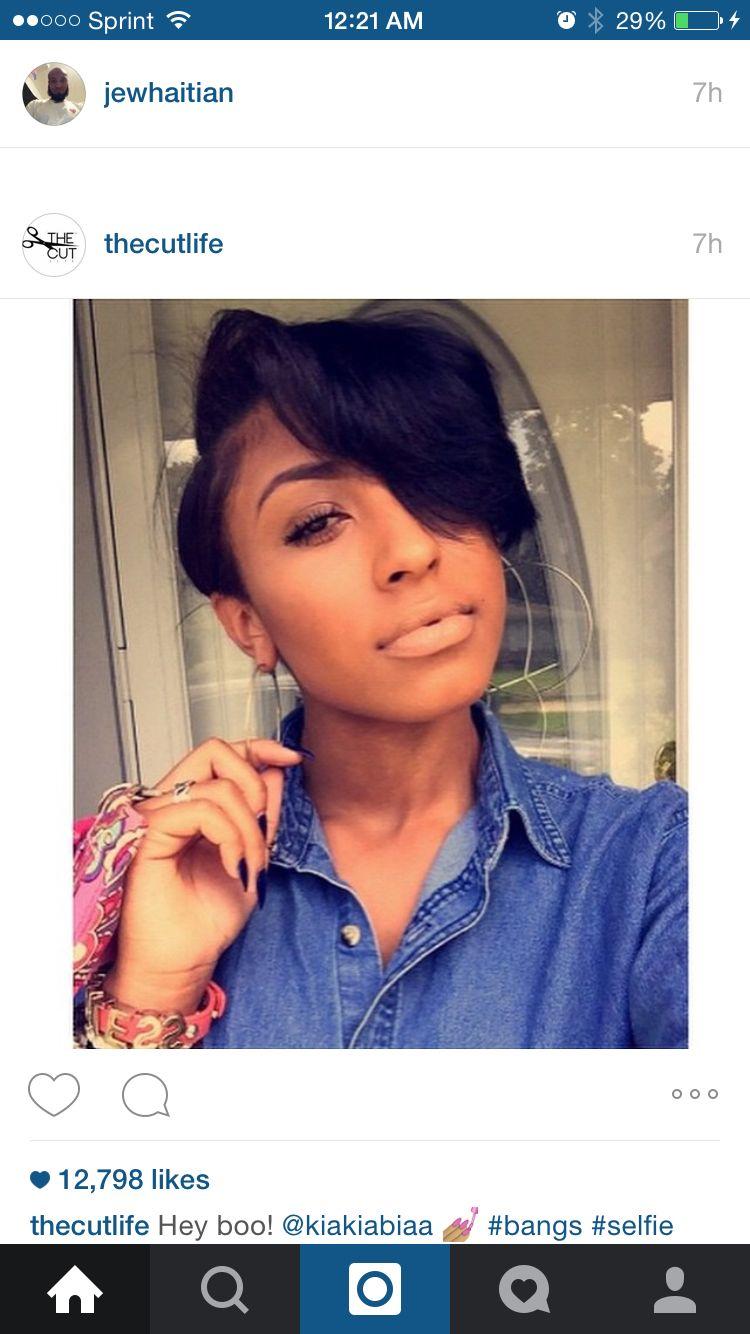 Short hair for african american women hair goals december