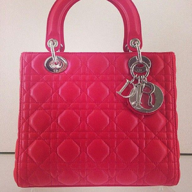 df09ac64d74 Medium lady dior the price is 1010 kd in kuwait * not for sale * #Padgram