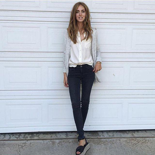 en uno de sus mejores looks de la nueva coleccin de jeans levis