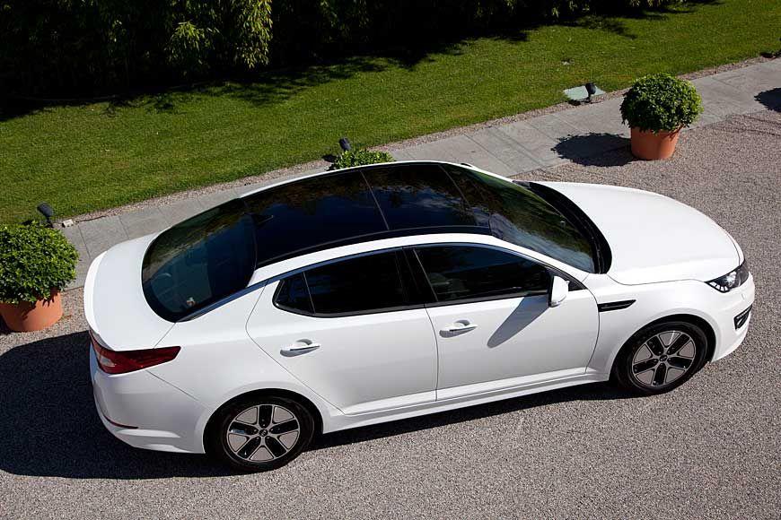 Kia Optima Hybrid Als Vorreiter 7 Von 10 Vision Board Reisen Visionen