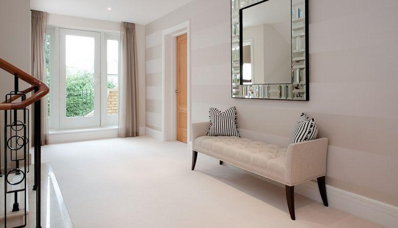Miraculous Landing Seating In 2019 Hallway Seating Hall Furniture Lamtechconsult Wood Chair Design Ideas Lamtechconsultcom