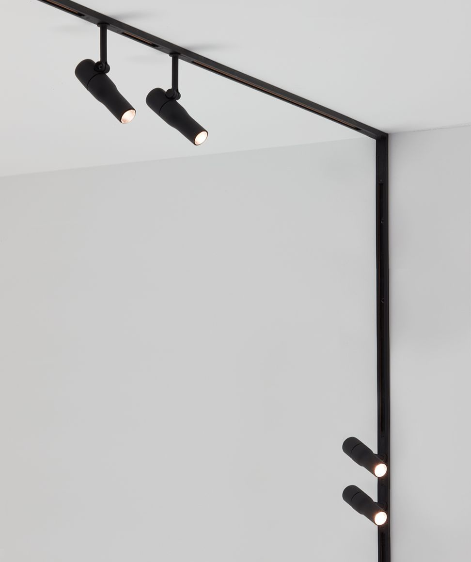Zero Track Innovative Surface Mounted System Flos Industrial Track Lighting Modern Ceiling Light Lighting Concepts