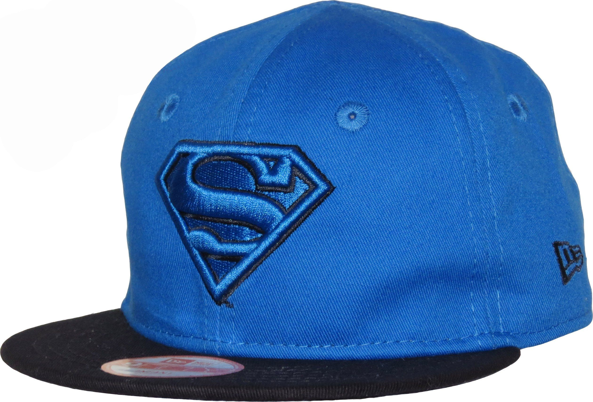 2003d4a706d Superman New Era 950 Infants Blue Snapback Cap ( 0 - 2 years old ...