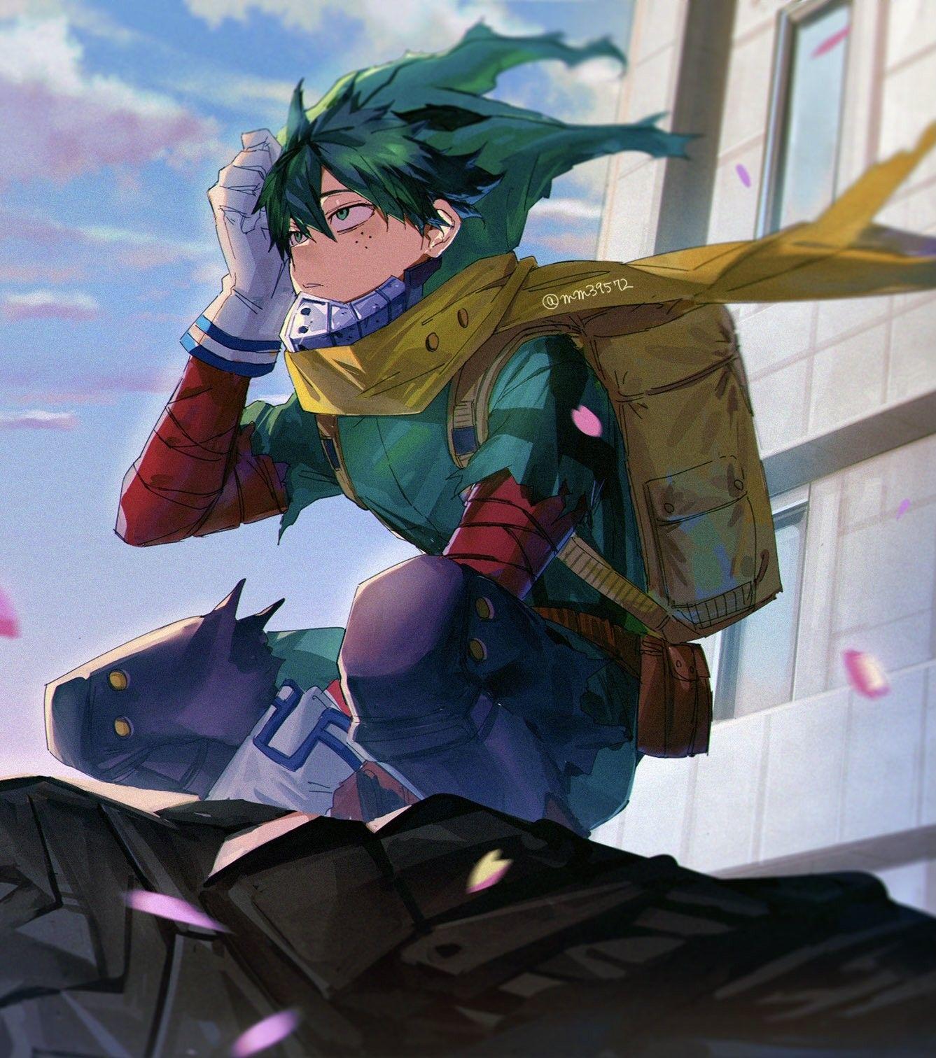 Photo of | Save & Follow | Midoriya Izuku • Deku • My Hero Academia • Boku no Hero Academia