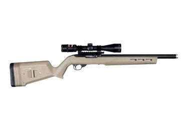Magpul Industries Hunter X-22 Rifle Stock for Ruger 10/22, Flat Dark Earth MPIMAG548FDE