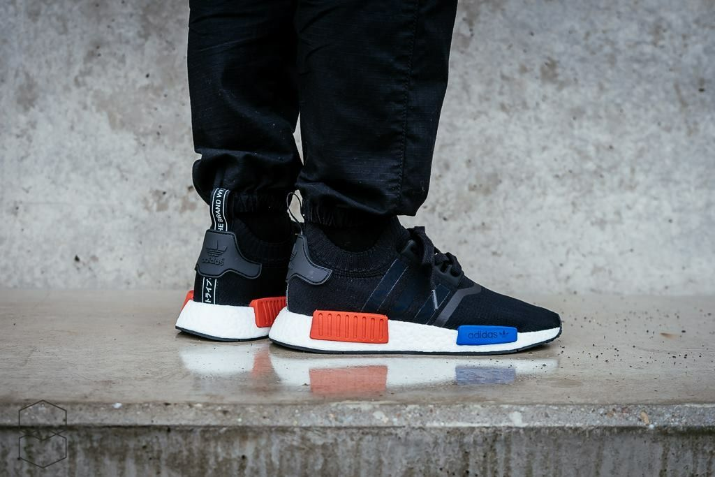 adidas nmd r1 pk og weiß