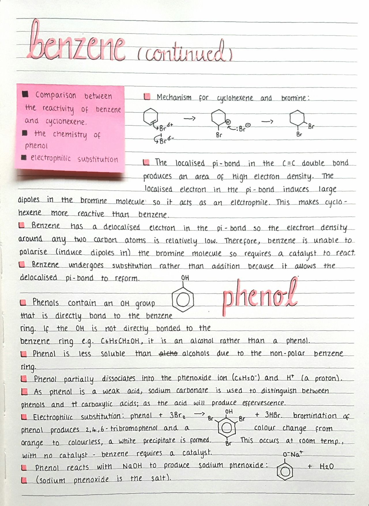 Pin On Organic Chemistry Notes