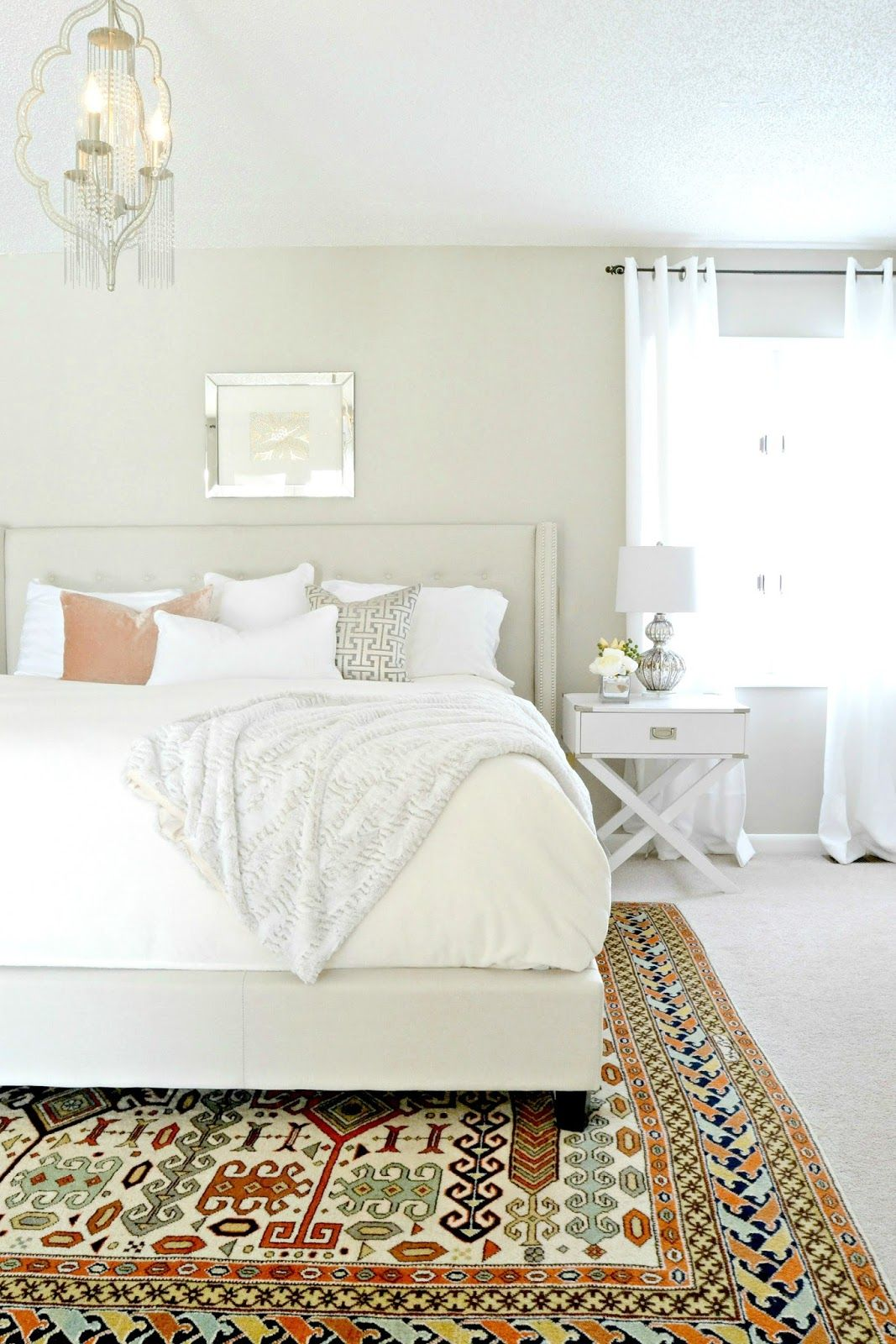 How To Decorate A Bedroom With A Mixture Of Repurposed