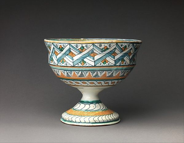 Maiolica Lucrezia Bella Circa 1480 1500 Likely Montelupo The Metropolitan Museum Of Art Italian Pottery Italian Majolica Porcelain Art