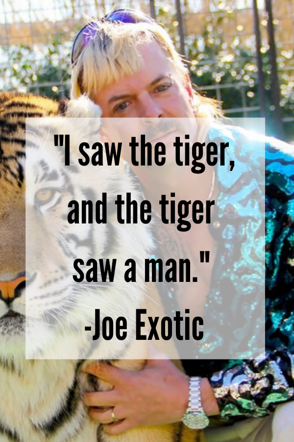 25 Tiger King Memes That Sum Up How Crazy The Whole Thing Is