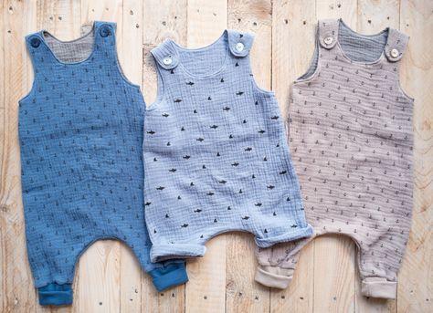 Musselin - der Alleskönnerstoff | Nähen | Pinterest | Sewing, Baby ...
