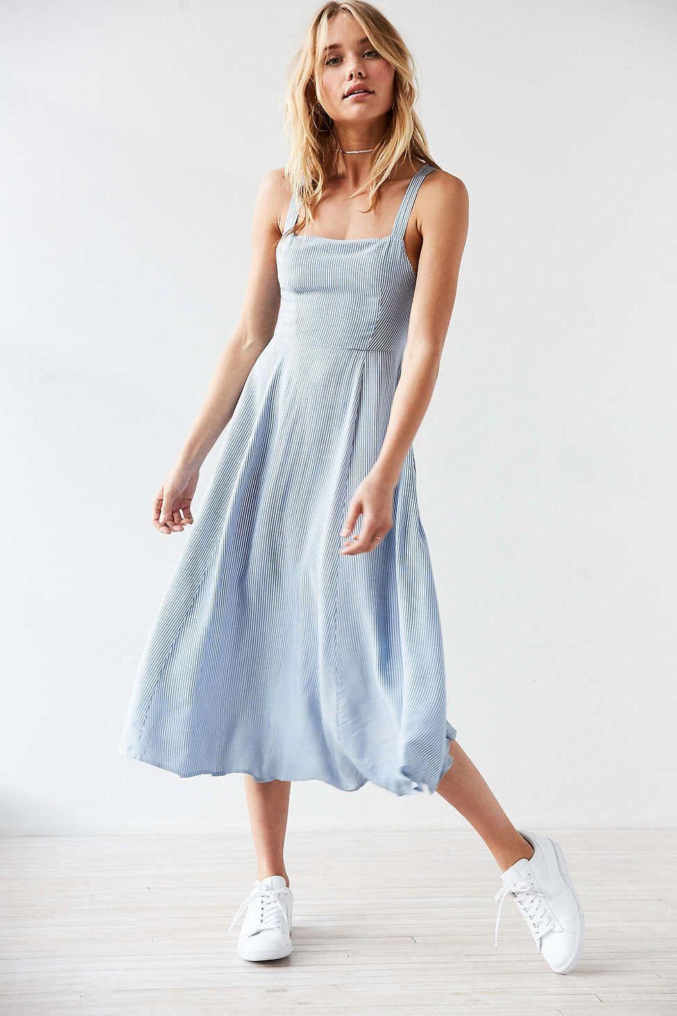 37+ Square neck midi dress ideas
