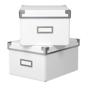 Scatole Contenitori Kassett Ikea Minicheap Ikea Storage Boxes