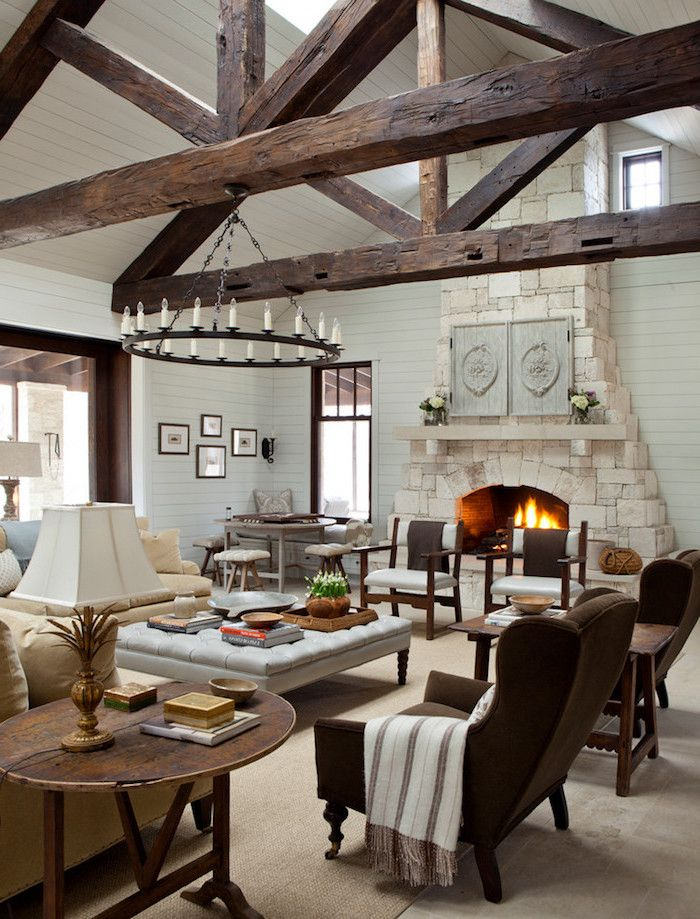 1001 ideas for modern farmhouse living room decor in 2020 on modern farmhouse living room design and decor inspirations country farmhouse furniture id=23470